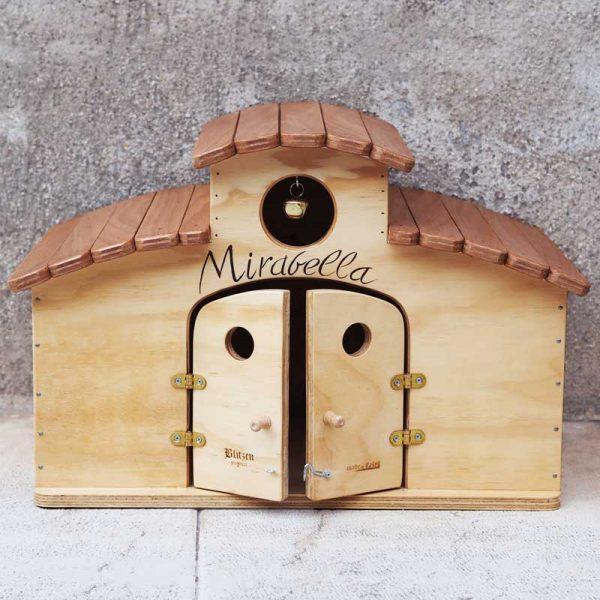 Mexico - Casa in legno per Gatti - Blitzen