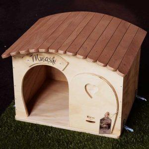 Robinson - Casa ad albero per Gatti in Legno - Blitzen