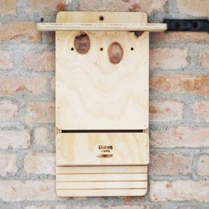 BAT BOX - Casa Rifugio in Legno per Pipistrelli - Blitzen
