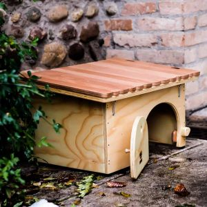 Tortuga - Wooden House for Land Turtles - Blitzen