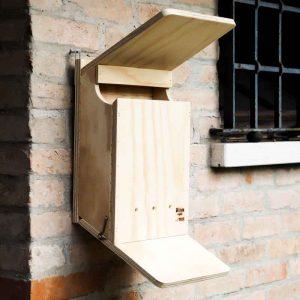 BAT BOX RADAR - Inspectable House for Bats - Blitzen