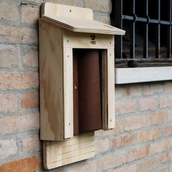 BAT BOX TOSCANA - House for Bats - Blitzen