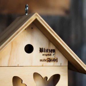 MAISON POUR PAPILLONS - Abri en bois pour les papillons - Blitzen