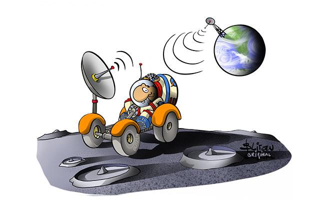 Disegno di una Tartaruga di Terra a contatto con la Terra - Blitzen