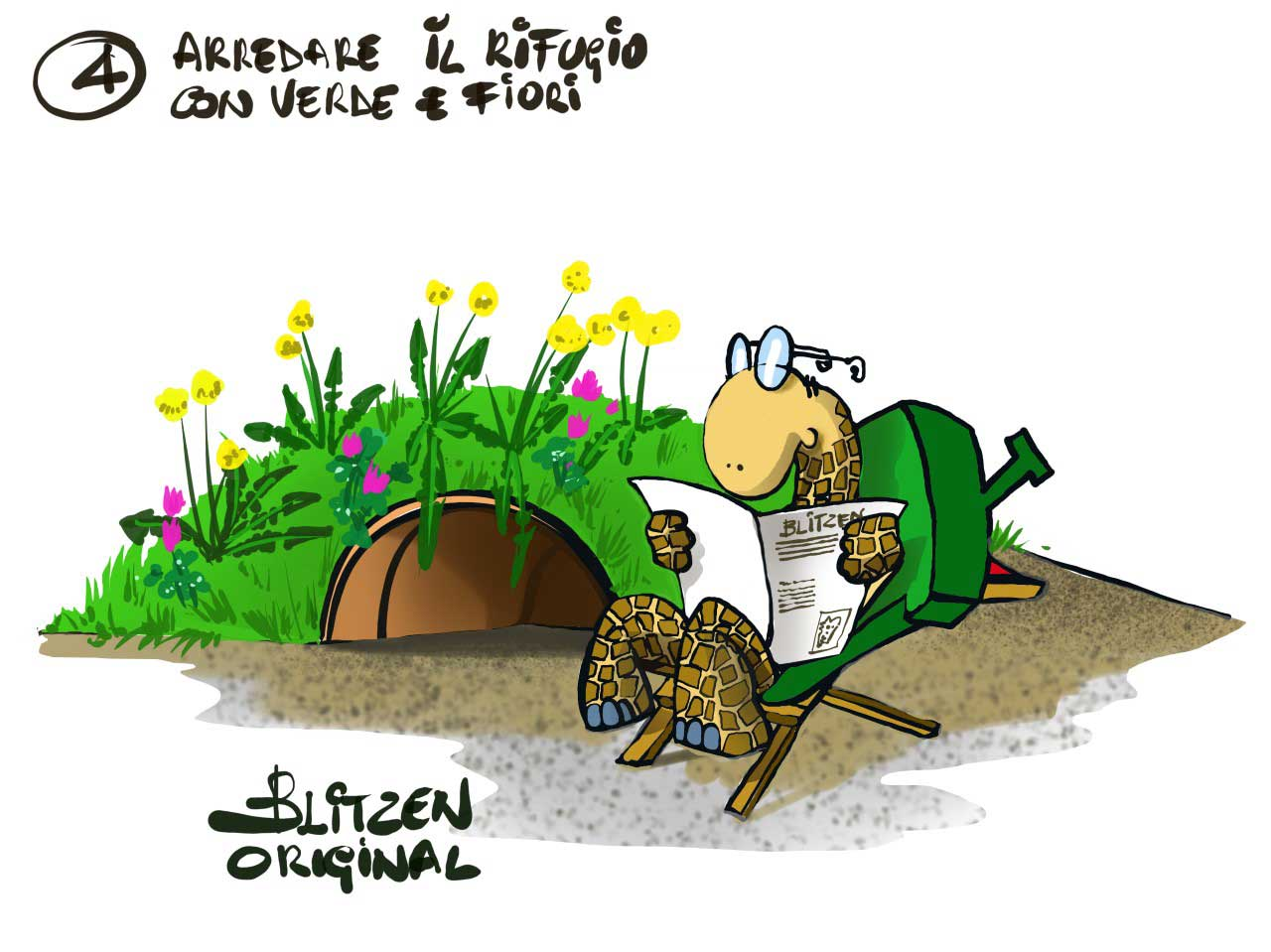 Terra Buona Per Giardino come fare una casetta economica per tartarughe - blitzen