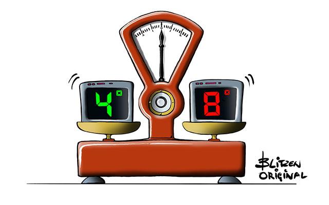 Bilancia con temperatura ideale per il letargo delle Tartarughe di Terra - Disegno Blitzen